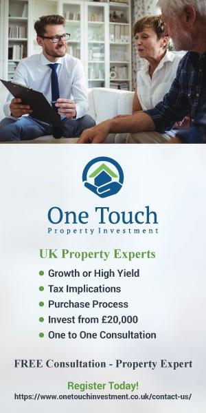 OTP Half Page Banner