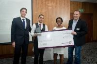 Growthpoint Greenovate Awards winners