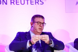 Rics Summit CEO Sean Tompkins