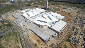 Mall of Africa opens