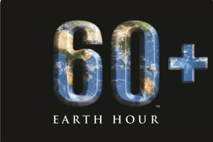 WWF Earth Hour 60 logo