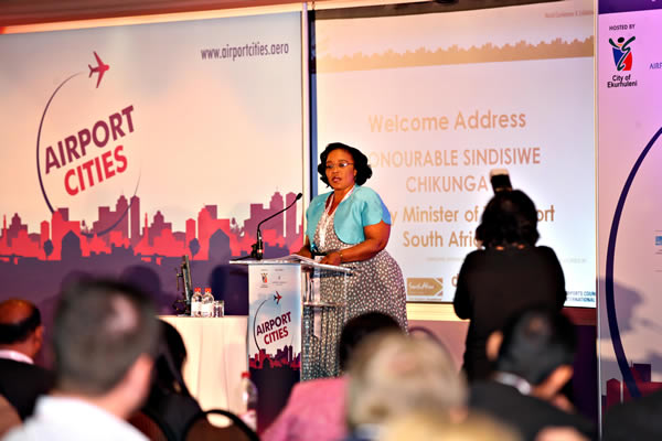 Airport Cities Conference Deputy Minister
