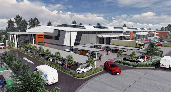 Atterbury-Industrial-Park-development-