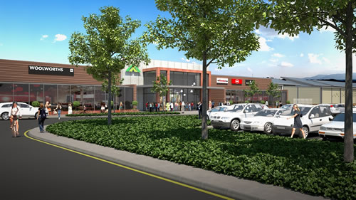 retailers line up for position at r600m heidelberg mall eproperty news. Black Bedroom Furniture Sets. Home Design Ideas