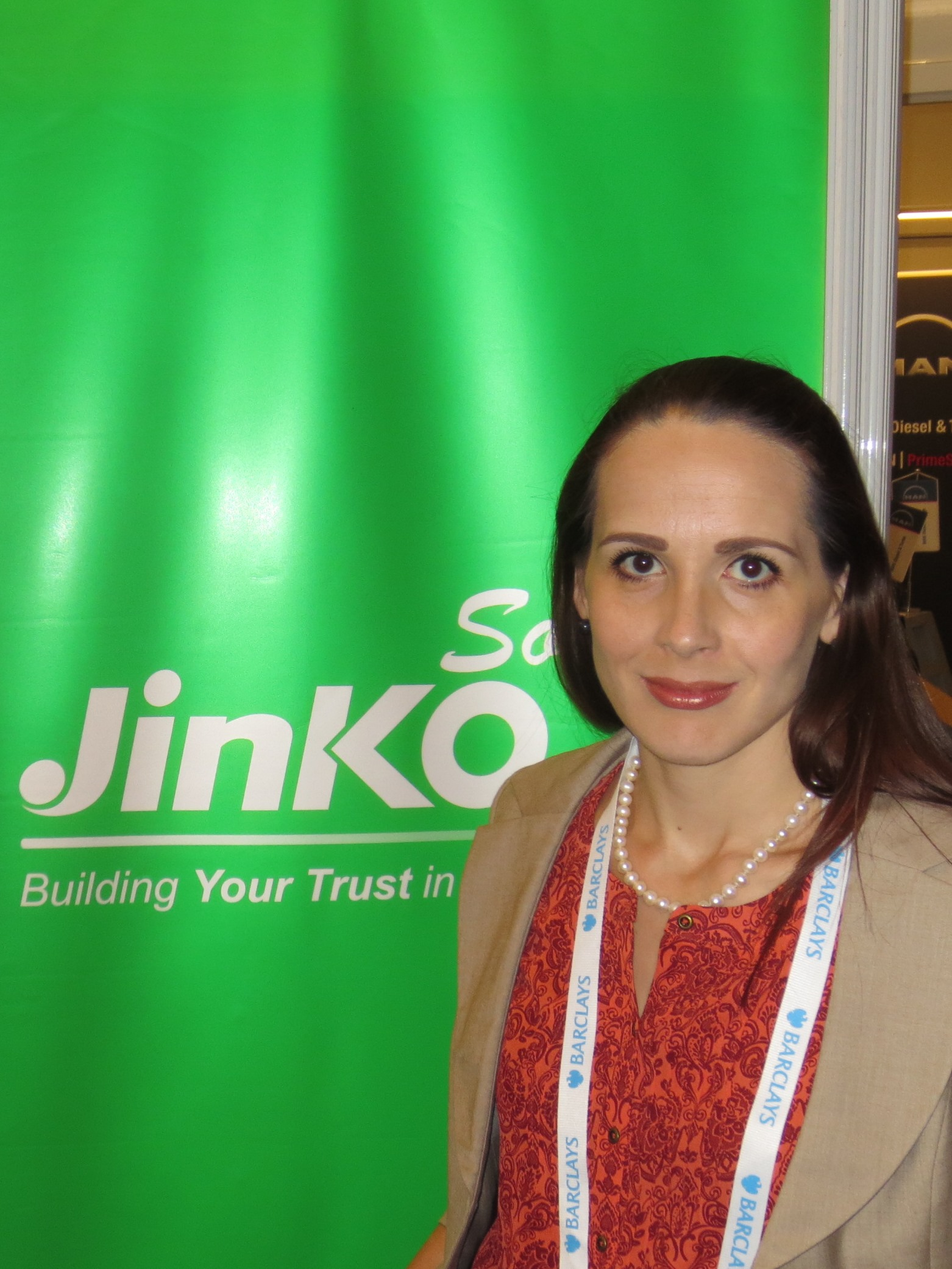 JinkoSolar: Gulnara Abdullina is the new General Manager for