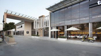 Nicolway Bryanston Shopping Centre