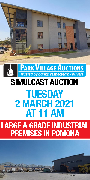 Park Village Auctions KPMM Half Page (ALL)