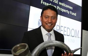 Tyrone Govender CEO Freedom Property Fund