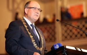Athol Trollip Mayor