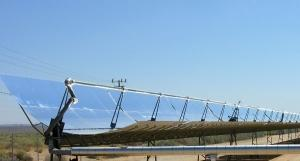 Parabolic Trough Solar Thermal Electric Power Plant