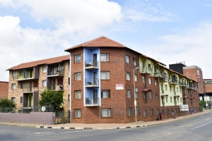 Heritage View development Brickfields Newtown Johannesburg