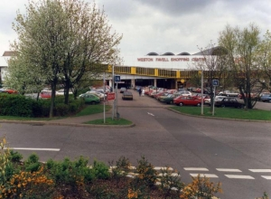 Weston Favell Shopping Centre
