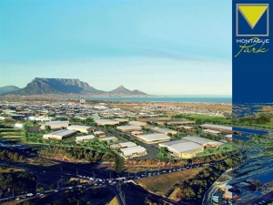 Montague Park, Cape Town sees industrial take up