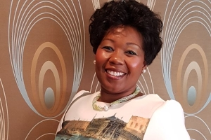 Portia Tau Sekati CEO Property Charter Council