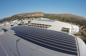 Clearwater Mall Solar Rooftop