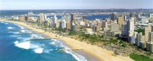 Durban beach front restaurant facilities remain vacant