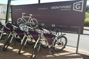 Growthpoint Properties Eco Friendly Bikes Station