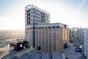 Zeitz MOCAA in Silo Square