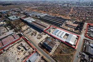 Industrial Properties in Nancefield