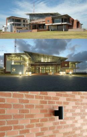 R100m world-class facility built for SAPS aims for 4 Green Star Rating
