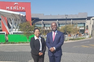 Mayor Solly Msimanga