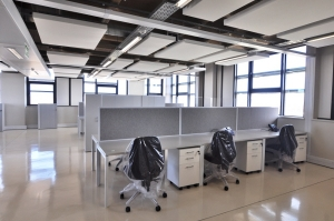 Office Spaces Well Desinged and Comfortable