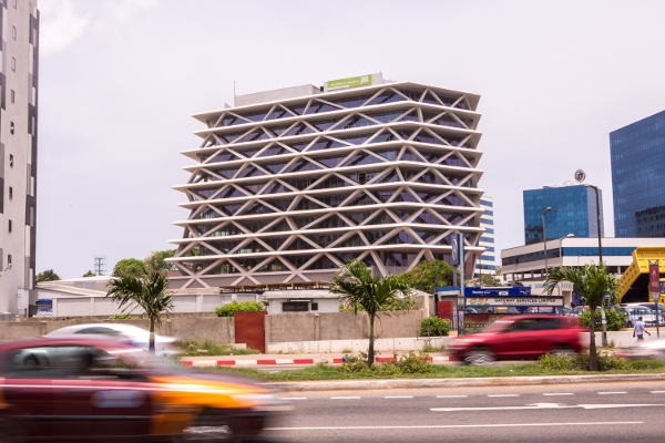 One Airport Square In Accra Is West Africa S First
