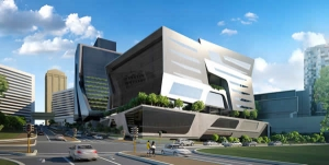 Sandton buildings are going green