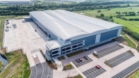 DSV Distribution Centre in Stoke