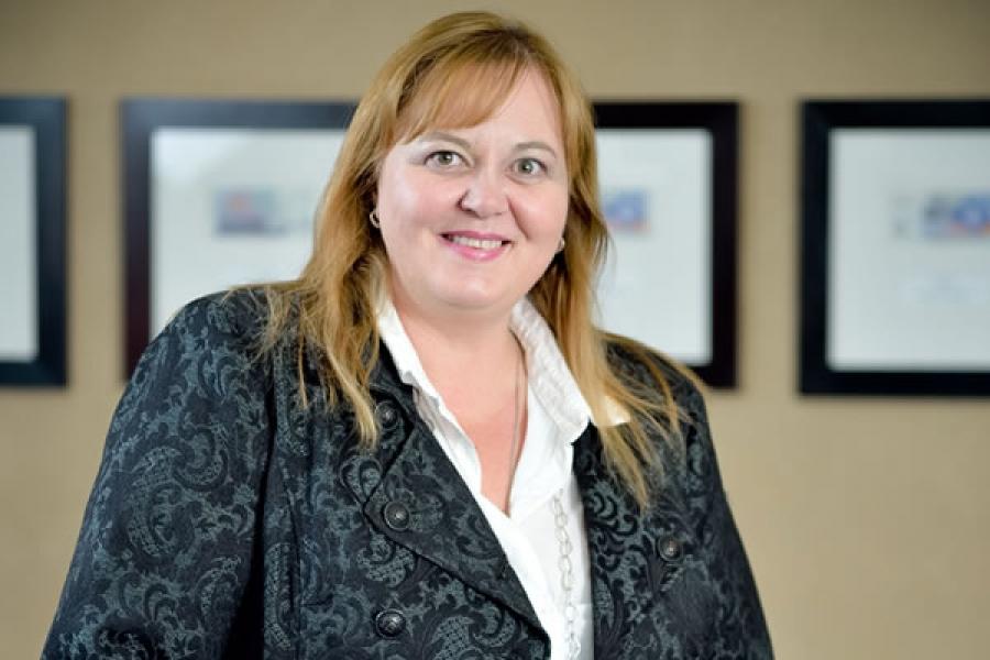 Marna van der Walt CEO EPS