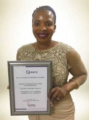 Letty Ngobeni of Integrico
