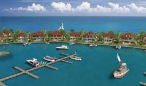 New Villas Launched At Eden Island With Yacht Mooring On Your Doorstep