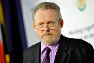 Rob_Davies Trade and Industry Minister