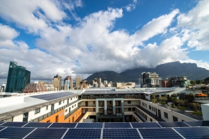 Cape Quarter Solar Panels