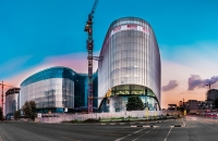 Growthpoint the new Discovery global headquarters in Sandton Central