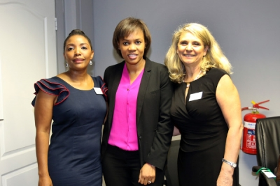 Women's Property Network inspires professionals at April networking event
