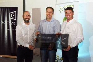 Greenfield Industrial Park Green Star handover
