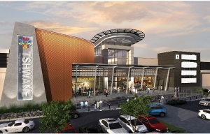 Tshwane Mall Perspective View