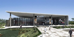 Artist impression of the Cell C JHB campus at Waterfall Business Estate