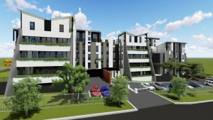 Emira The Bolton residential development perspective
