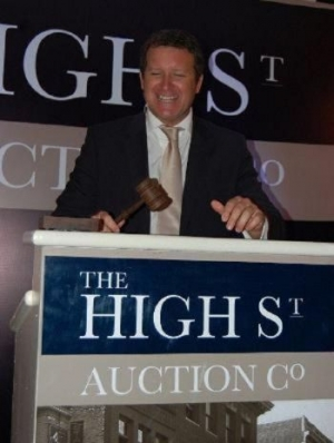 Joff van Reenen High Street Auctions