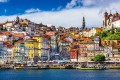 Porto view across Douro River